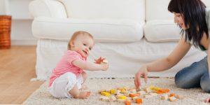 چقدر با کودکمان بازی کنیم